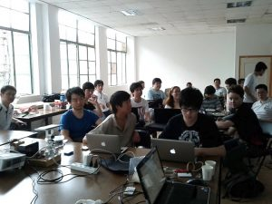 Android & Robots workshop