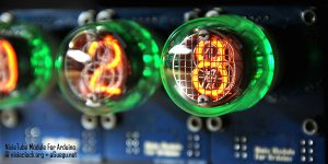 nixie tubes by aguegu