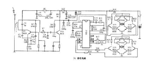 Соединение приемника(rx-2 -g b0226285) и передатчика (tx-2.