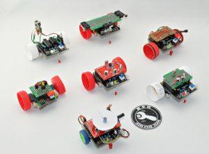 Prize winning Xinchejian SwarmRobots